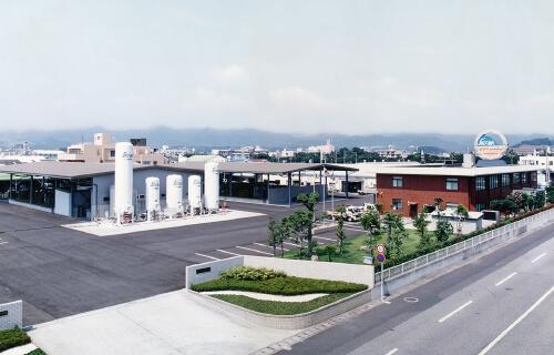 東開町の本社写真